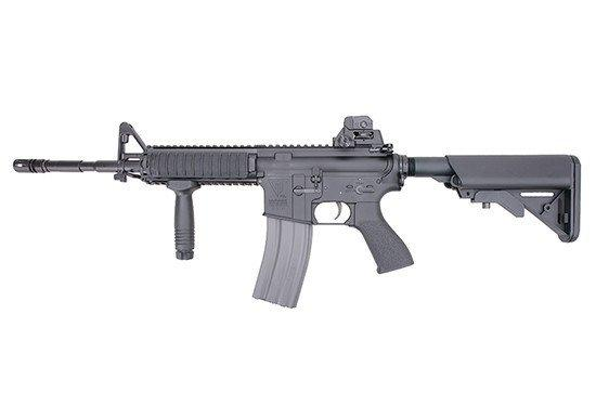 Штурмовая винтовка TR15 Raider L BLK [G&G] (для страйкбола)