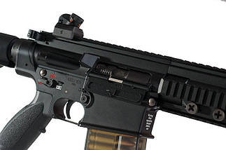 Страйкбольная винтовка TM417 Early Variant Recoil Shock Next Gen [Tokyo Marui] (для страйкбола), фото 3