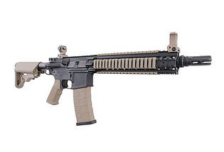 Реплика штурмовой винтовки CM18 MOD1 - black [G&G] (для страйкбола), фото 2