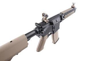 Реплика штурмовой винтовки CM18 MOD1 - black [G&G] (для страйкбола), фото 3