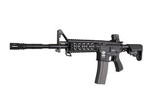 Штурмовая винтовка CM16 Raider-L - black [G&G] (для страйкбола), фото 2