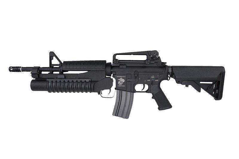 Реплика автоматической винтовки SA-G01 - black [Specna Arms] (для страйкбола)