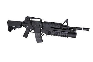 Реплика автоматической винтовки SA-G01 - black [Specna Arms] (для страйкбола), фото 3
