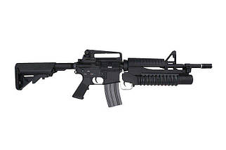 Реплика автоматической винтовки SA-G01 - black [Specna Arms] (для страйкбола), фото 2