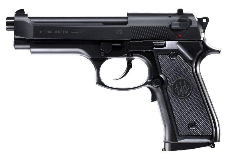 Страйкбольный пистолет Beretta 92FS [Umarex] (для страйкбола)