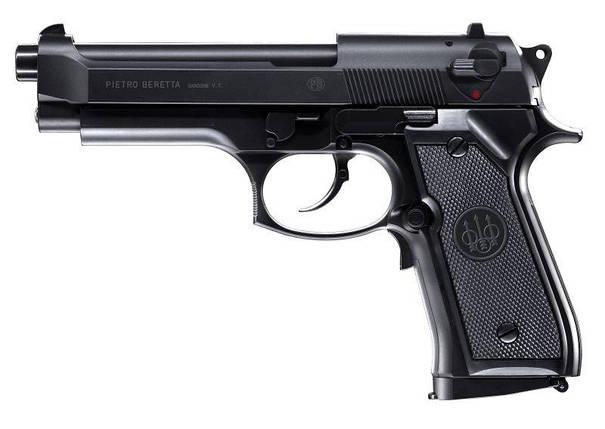 Страйкбольный пистолет Beretta 92FS [Umarex] (для страйкбола), фото 2