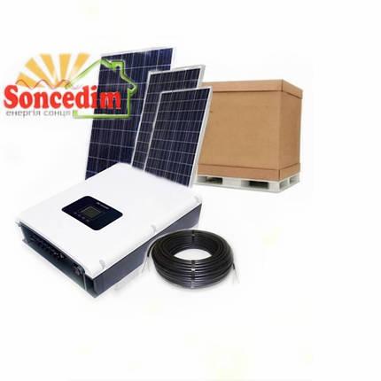 """Мережева сонячна електростанція під зелений тариф на 30кВт """"Під ключ"""", фото 2"""