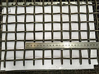 Сетка, сито для грохота Р25-5,0 25х25х5,0мм. Ст.55 ГОСТ 3306-88