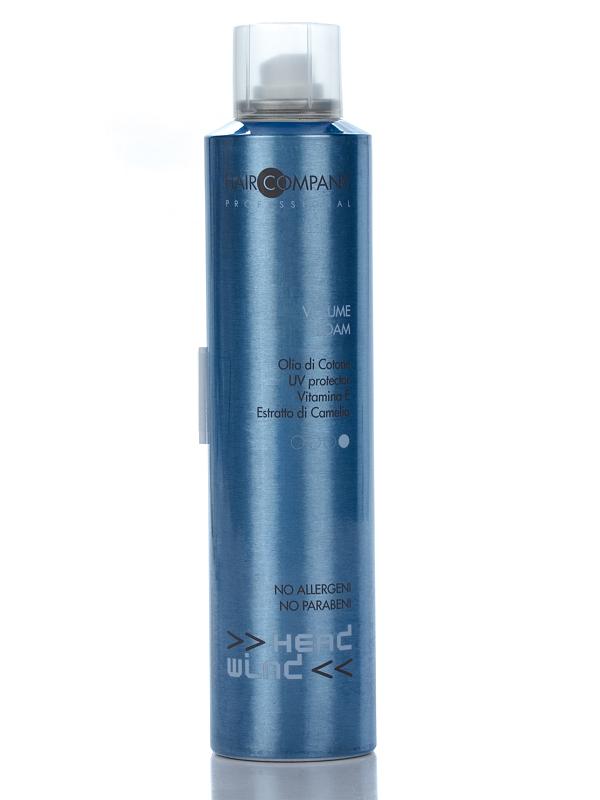 Мусс для придания объема волосам (250 мл)