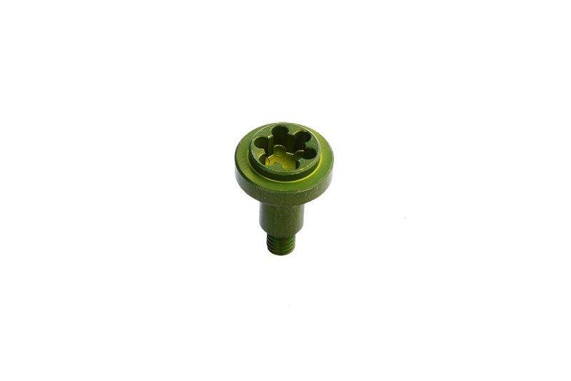 Śruba CNC selektora AK (A) - zielona [RETRO ARMS]