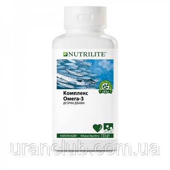 Комплекс Омега-3 NUTRILITE 90 капсул