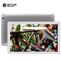 Планшетный ПК BDF-10,1 дюймов экран Multi Touch/проц. 4 ядер/1GB/32GB/DDR3/WIFI/2 sim/ 2 камеры