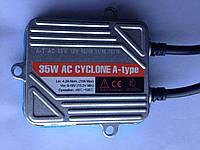 Блок розжига ксеноновых ламп Cyclone AC A-type 35w Slim