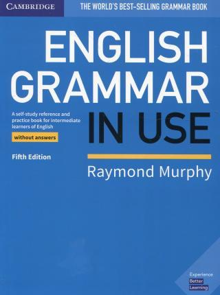 English Grammar in Use 5th Edition without Answers