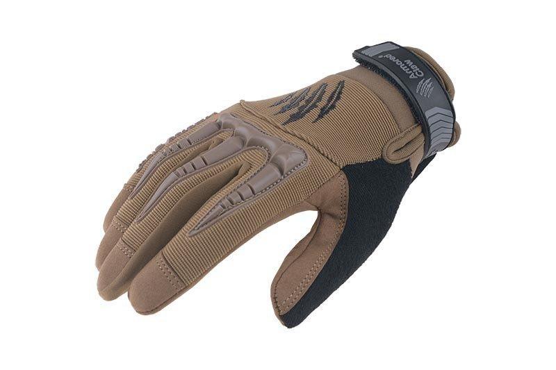 Тактические перчатки Armored Claw BattleFlex - Tan [Armored Claw] (для страйкбола)