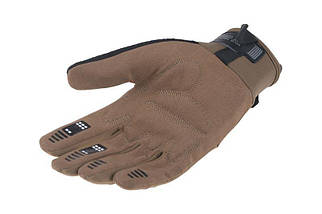 Тактические перчатки Armored Claw BattleFlex - Tan [Armored Claw] (для страйкбола), фото 2