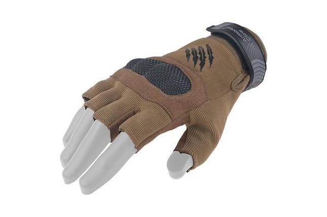 Тактические перчатки Armored Claw Shield Cut - Tan [Armored Claw] (для страйкбола), фото 2