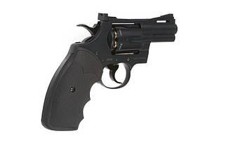 Реплика револьвера Colt Python 357 mag. - 2,5 дюймовая [Tokyo Marui] (для страйкбола), фото 3
