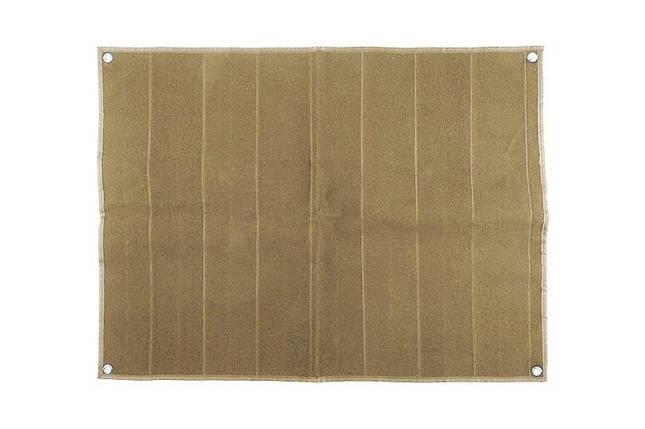 Patch Wall duży dla kolekcjonerów naszywek - tan [GFC Tactical] (для страйкбола), фото 2