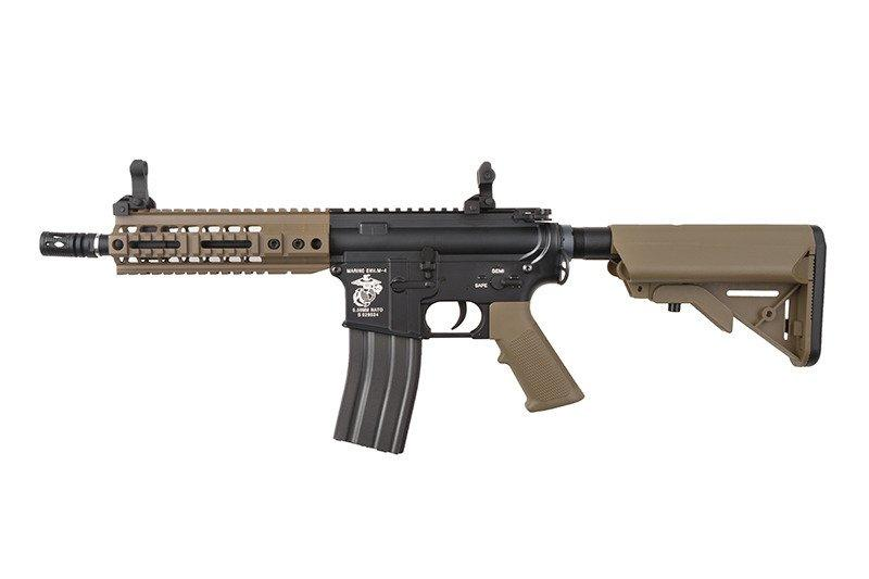 Реплика автоматической винтовки SA-A04 SAEC™ System - Half-Tan [Specna Arms] (для страйкбола)