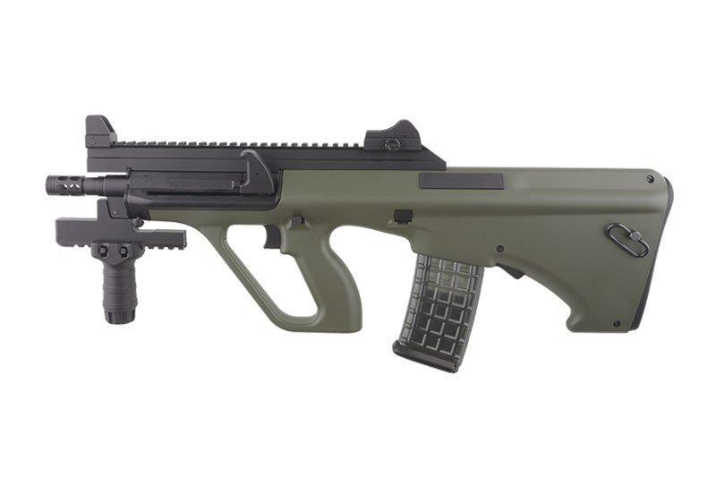 Реплика штурмовой винтовки SW-020T - Olive Drab [Snow Wolf] (для страйкбола)