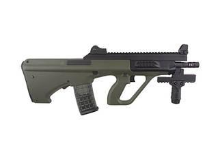 Реплика штурмовой винтовки SW-020T - Olive Drab [Snow Wolf] (для страйкбола), фото 2
