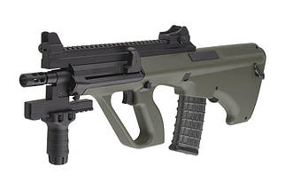 Реплика штурмовой винтовки SW-020T - Olive Drab [Snow Wolf] (для страйкбола), фото 3