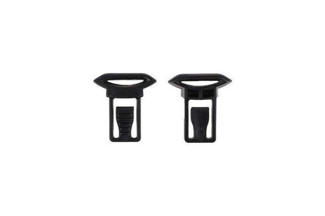 Клипсы для крепления очков типа gogli (19mm) - black [Ultimate Tactical] (для страйкбола), фото 2