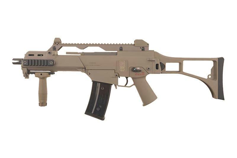 Реплика автоматической винтовки SA-G12 EBB - tan [Specna Arms] (для страйкбола)