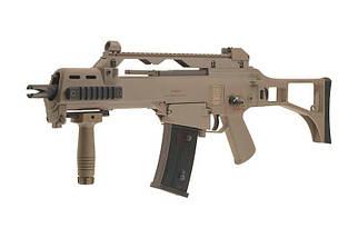 Реплика автоматической винтовки SA-G12 EBB - tan [Specna Arms] (для страйкбола), фото 2