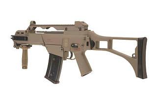 Реплика автоматической винтовки SA-G12 EBB - tan [Specna Arms] (для страйкбола), фото 3