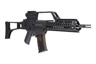 Airsoft реплика Specna Arms SA-G10 KeyMod EBB (Blow Back) – BLACK (для страйкбола), фото 3