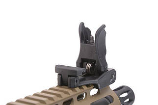Реплика автоматической винтовки SA-C12 CORE™ - Half-Tan [Specna Arms] (для страйкбола), фото 3