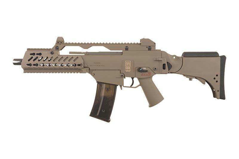 Реплика автоматической винтовки SA-G11V KeyMod EBB - tan [Specna Arms] (для страйкбола)