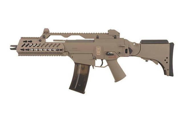 Реплика автоматической винтовки SA-G11V KeyMod EBB - tan [Specna Arms] (для страйкбола), фото 2