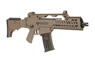 Реплика автоматической винтовки SA-G11V KeyMod EBB - tan [Specna Arms] (для страйкбола), фото 3