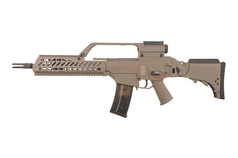 Реплика автоматической винтовки SA-G10V KeyMod EBB - tan [Specna Arms] (для страйкбола)