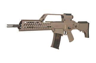 Реплика автоматической винтовки SA-G10V KeyMod EBB - tan [Specna Arms] (для страйкбола), фото 2
