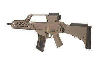 Реплика автоматической винтовки SA-G10V KeyMod EBB - tan [Specna Arms] (для страйкбола), фото 3
