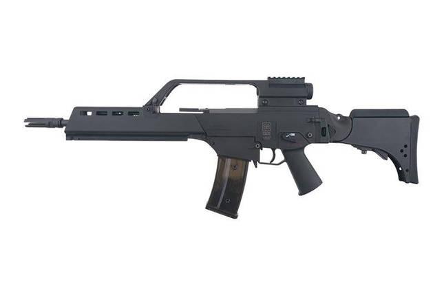 Реплика автоматической винтовки SA-G14V EBB - black [Specna Arms] (для страйкбола), фото 2