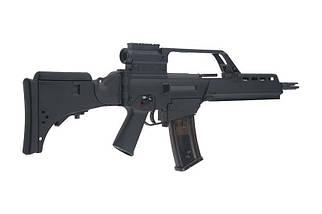 Реплика автоматической винтовки SA-G14V EBB - black [Specna Arms] (для страйкбола), фото 3