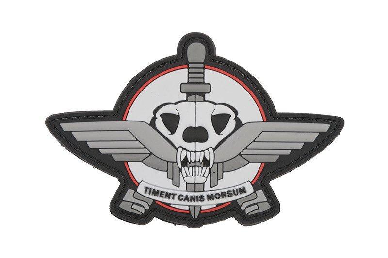 Нашивка 3D - Timent Canis [GFC Tactical] (для страйкбола)