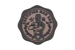 Нашивка Man Bag - SWAT [MIL-SPEC MONKEY] (для страйкбола)