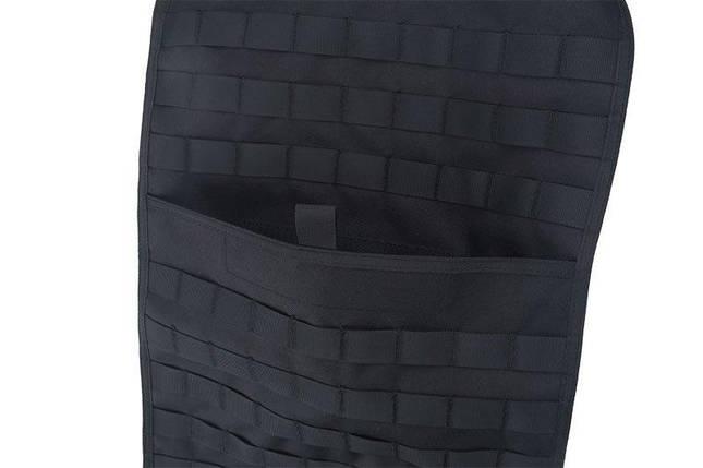 Pokrowiec na siedzenie MOLLE - black [Primal Gear] (для страйкбола), фото 2