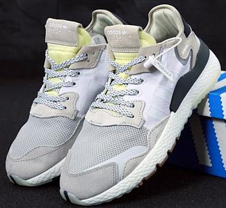Мужские кроссовки Adidas Nite Jogger Grey