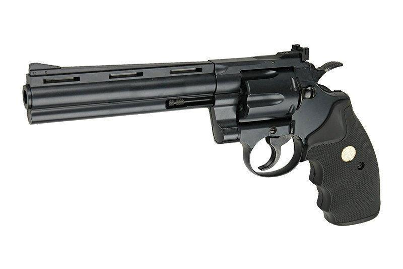 Реплика револьвера Colt Python 357 mag. - 6 дюймовая [Tokyo Marui] (для страйкбола)