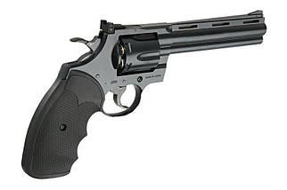 Реплика револьвера Colt Python 357 mag. - 6 дюймовая [Tokyo Marui] (для страйкбола), фото 3