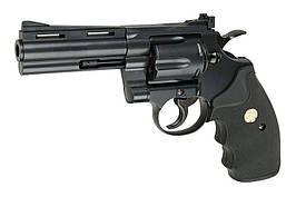 Реплика револьвера Colt Python 357 mag. - 4 дюймовая [Tokyo Marui] (для страйкбола)