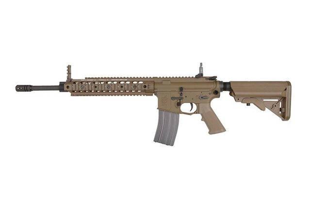Реплика автоматической винтовки Knight's Armament SR15 E3 IWS - Tan [VFC] (для страйкбола), фото 2