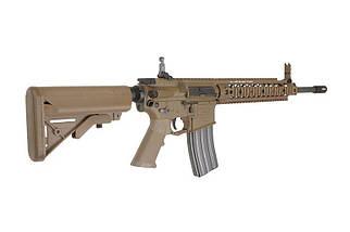 Реплика автоматической винтовки Knight's Armament SR15 E3 IWS - Tan [VFC] (для страйкбола), фото 3
